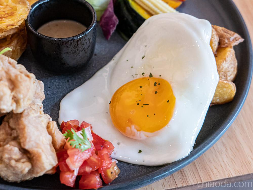 青瑪 早安法國 台中南屯早午餐