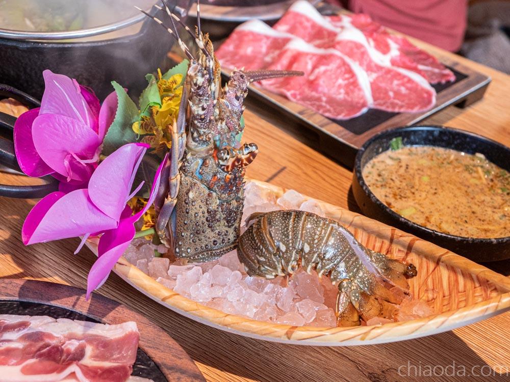 燒瓶子彰化市壽星禮 龍蝦
