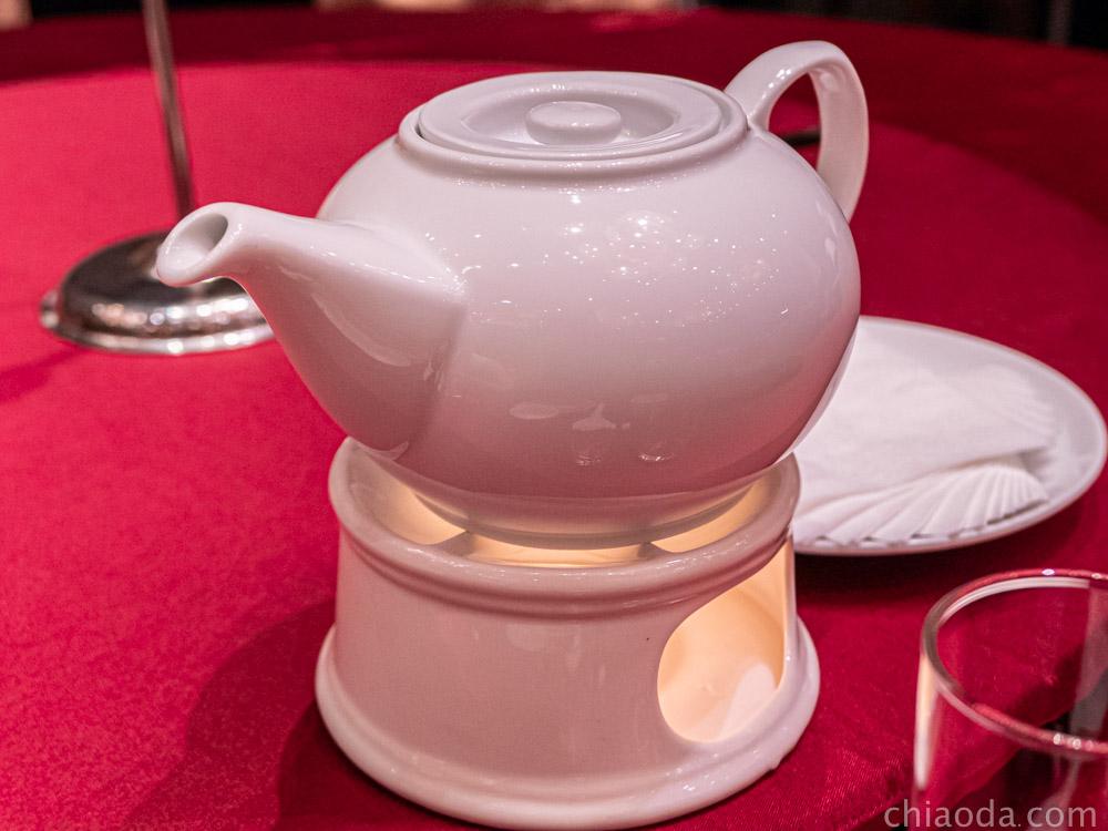 蘭城晶英烤鴨五吃 茶資每人30