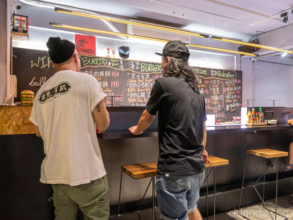 Bullet 美式漢堡 台中西區漢堡