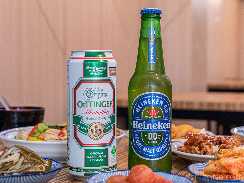 滷菩提 台中蔬食小吃 無酒精啤酒