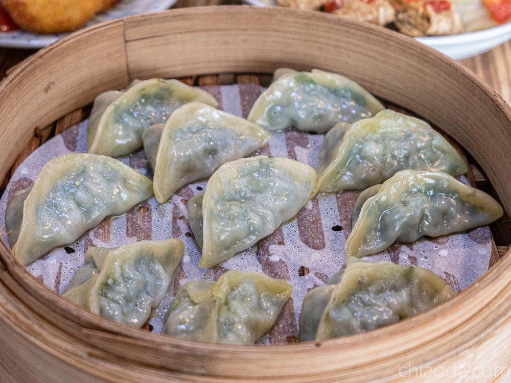 滷菩提 台中素食料理 回味蔬餃子
