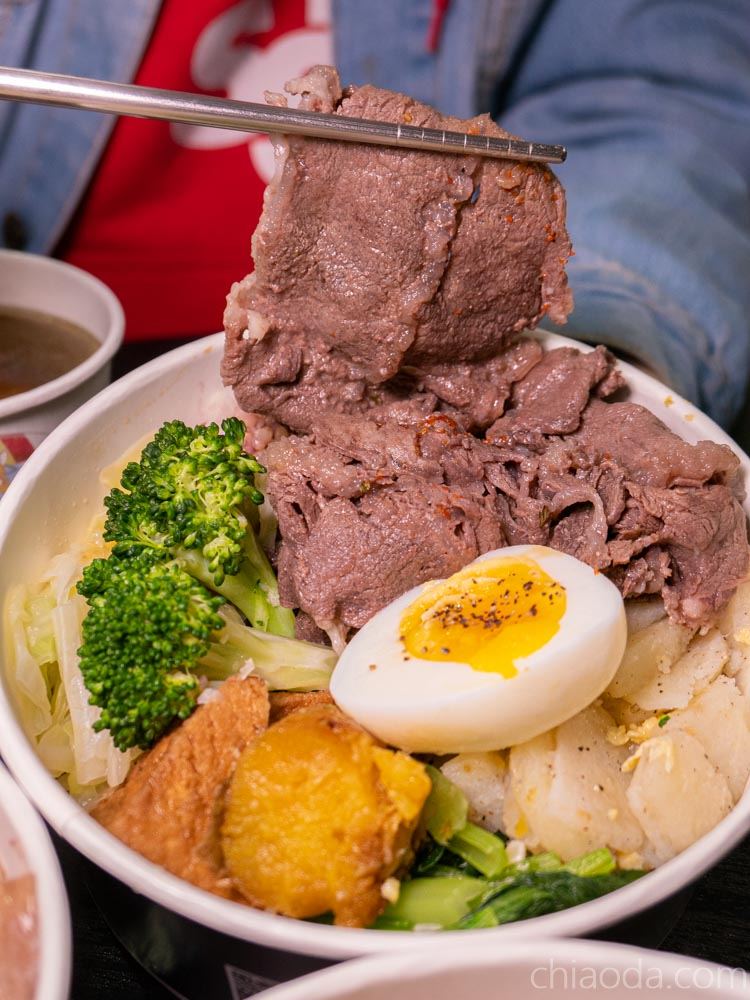 life a+ 健康水煮 嫩煎牛肉餐盒