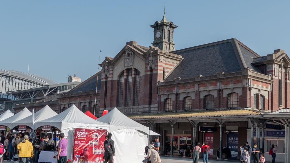 台中火車站美食街 鐵鹿大街