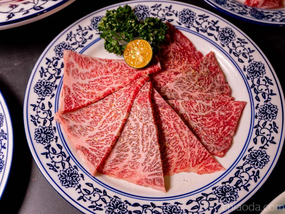 墨妃家燒肉 日本極上和牛