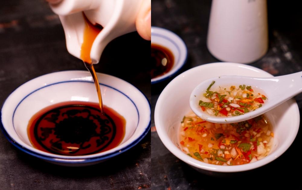 墨妃家燒肉 醬油 咕咾醬