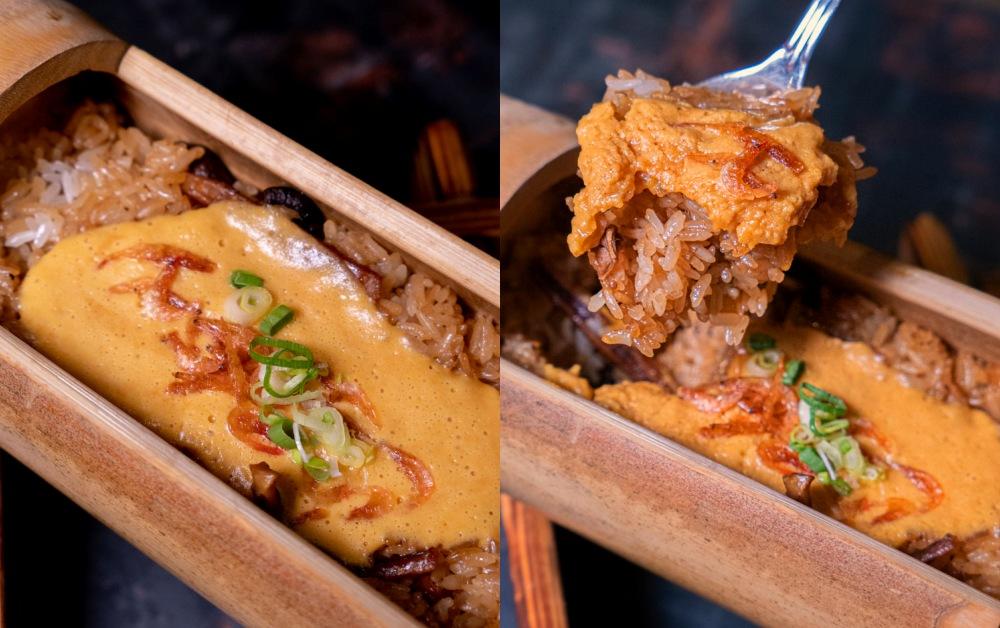 墨妃家燒肉 金沙糯米飯