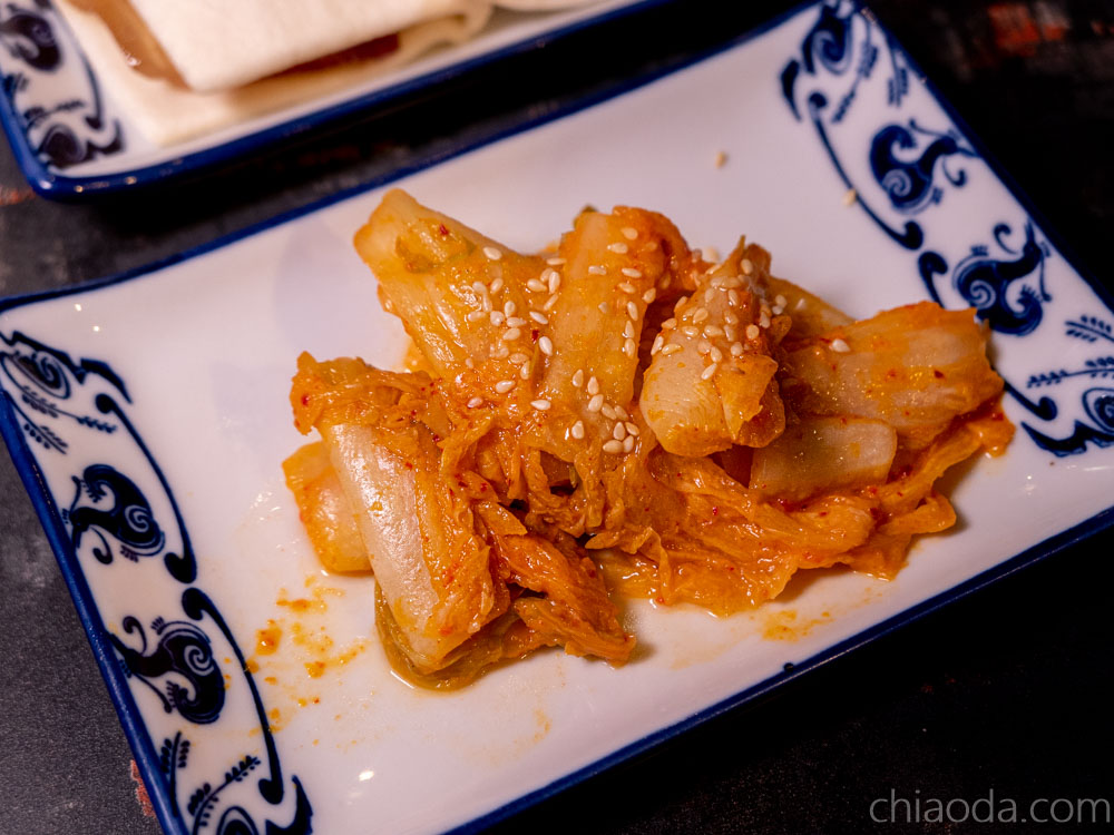 墨妃家燒肉 黃金泡菜