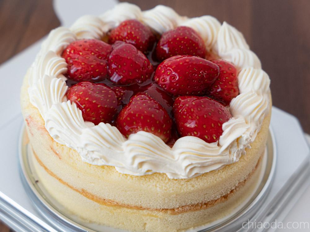 全聯草莓蛋糕 全聯必買甜點