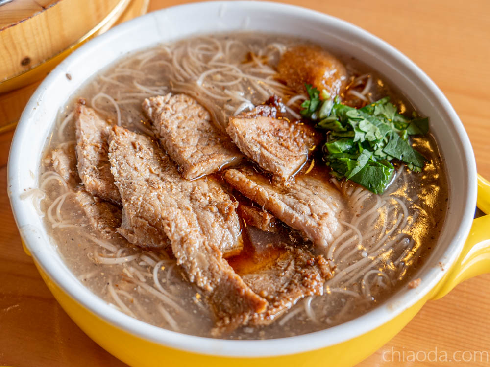 卯食豐原 燒肉麵線