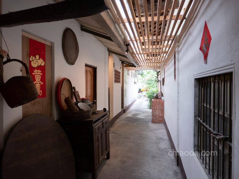 溫叨古早味料理 台中老宅餐廳