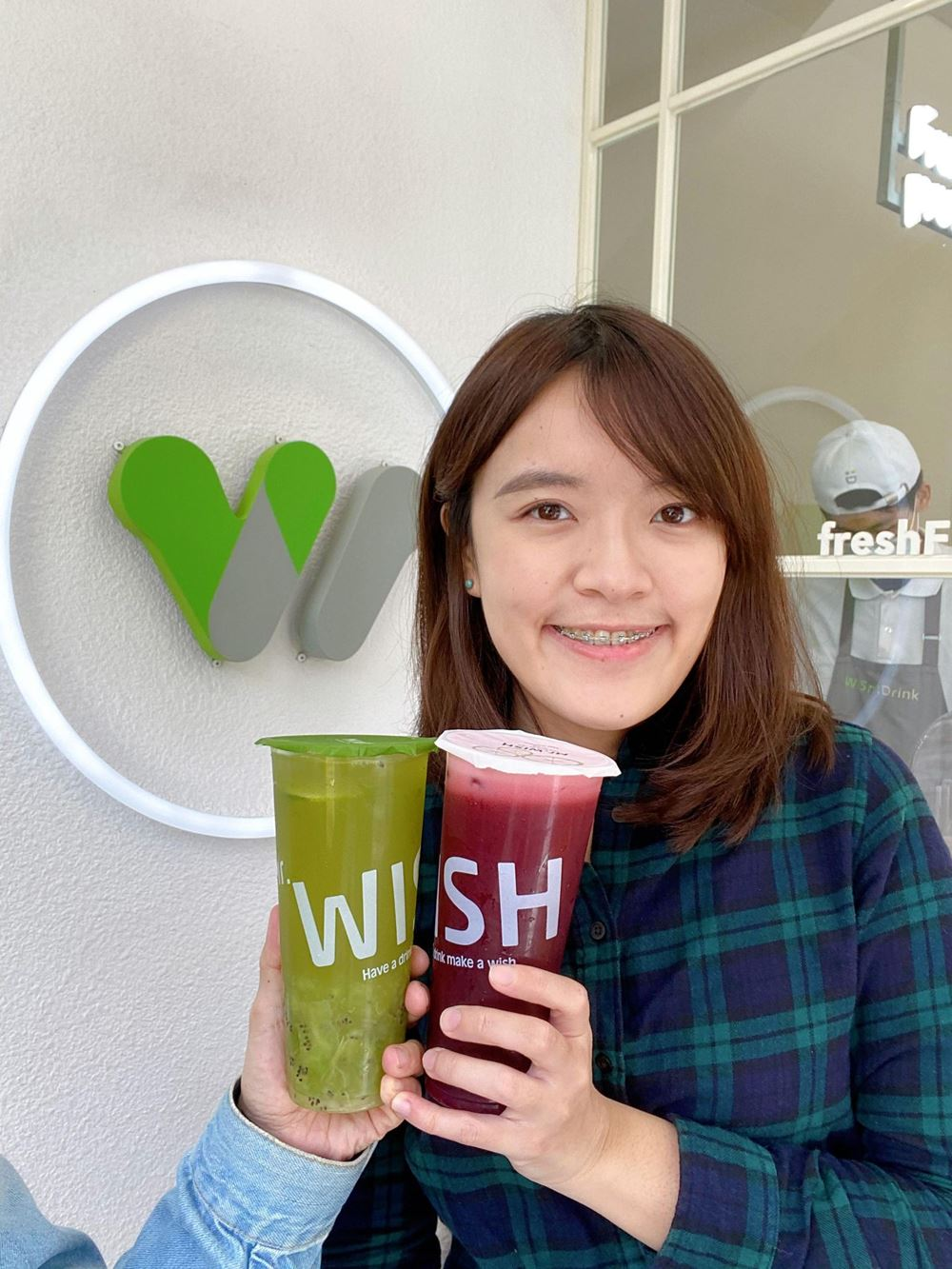 Mr Wish 連鎖飲料店
