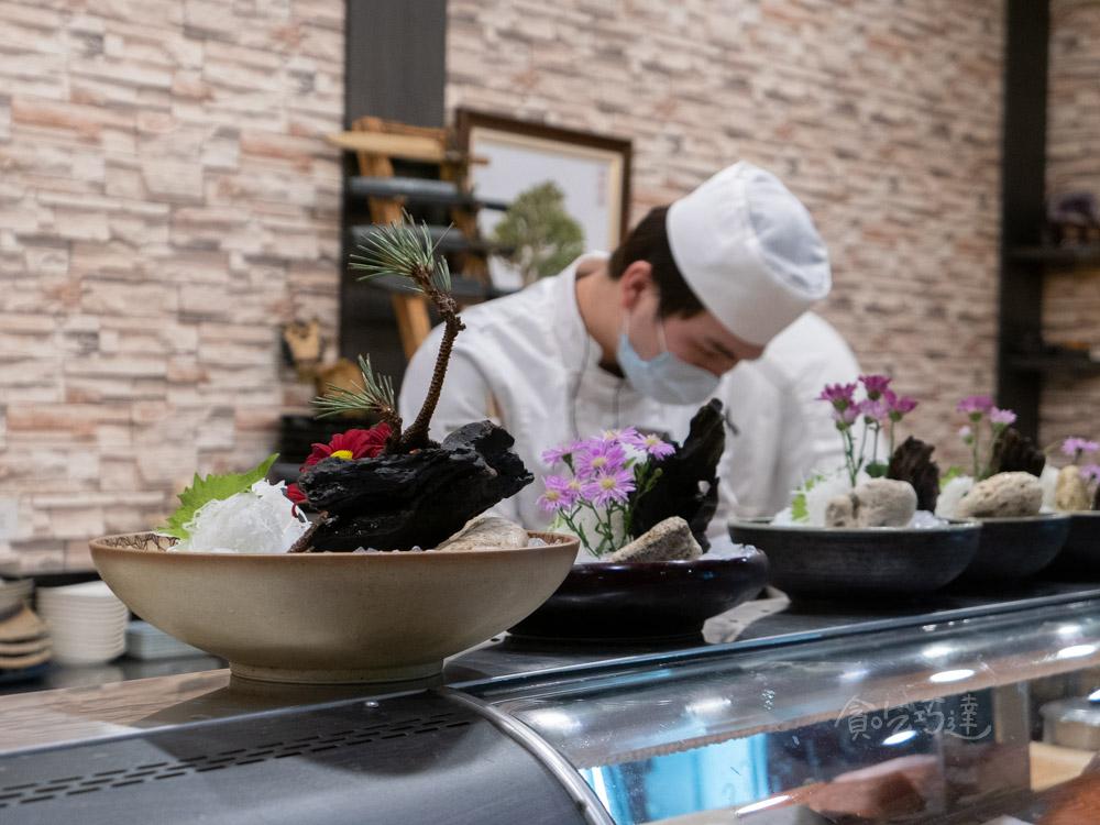 一貫手作壽司 中科手作日本料理