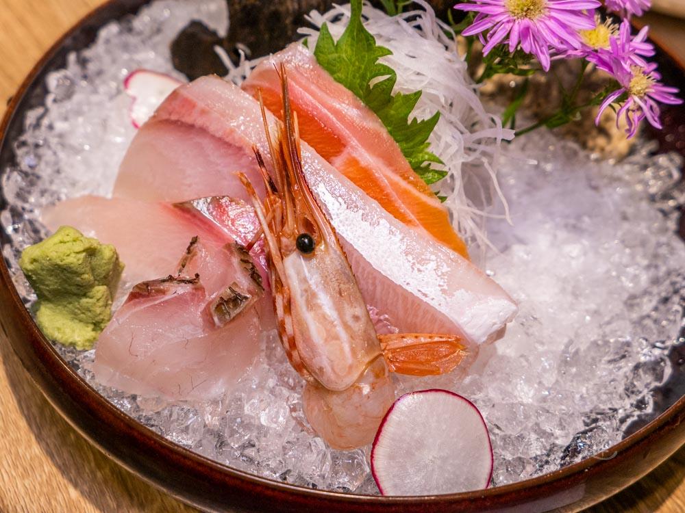 一貫手作壽司 生魚片刺身 台中生魚片推薦 台中日本料理