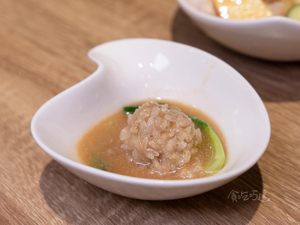 一貫手作壽司 糯米珍珠丸 台中中科商圈聚餐推薦