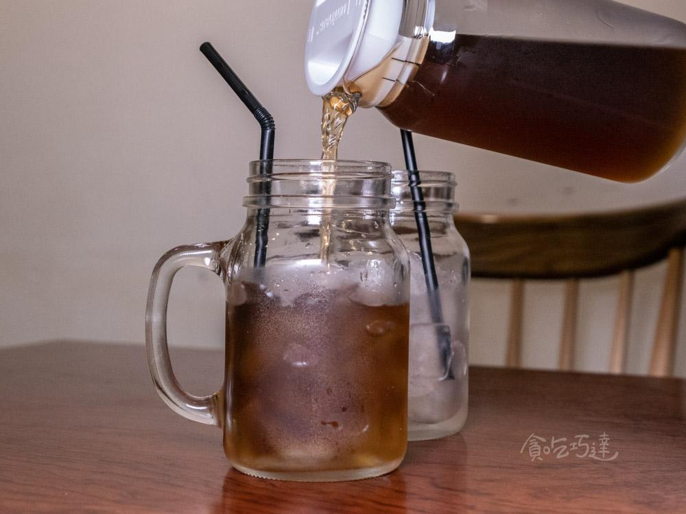 一番鍋酒屋 日本麥茶