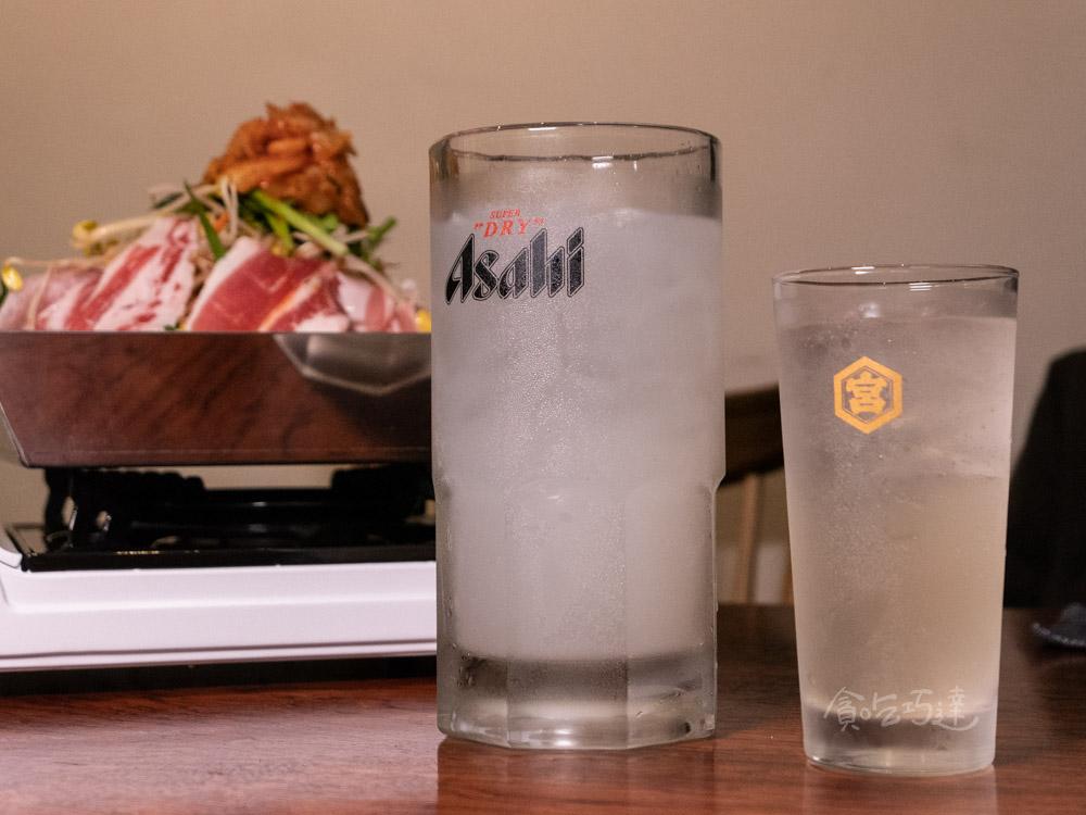 一番鍋酒屋 沙瓦 台中西區日式居酒屋