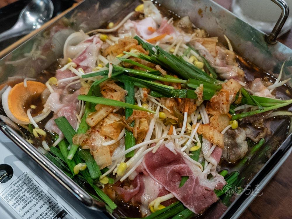 一番鍋酒屋 日式鐵板鍋 平盆鍋 台中壽喜燒