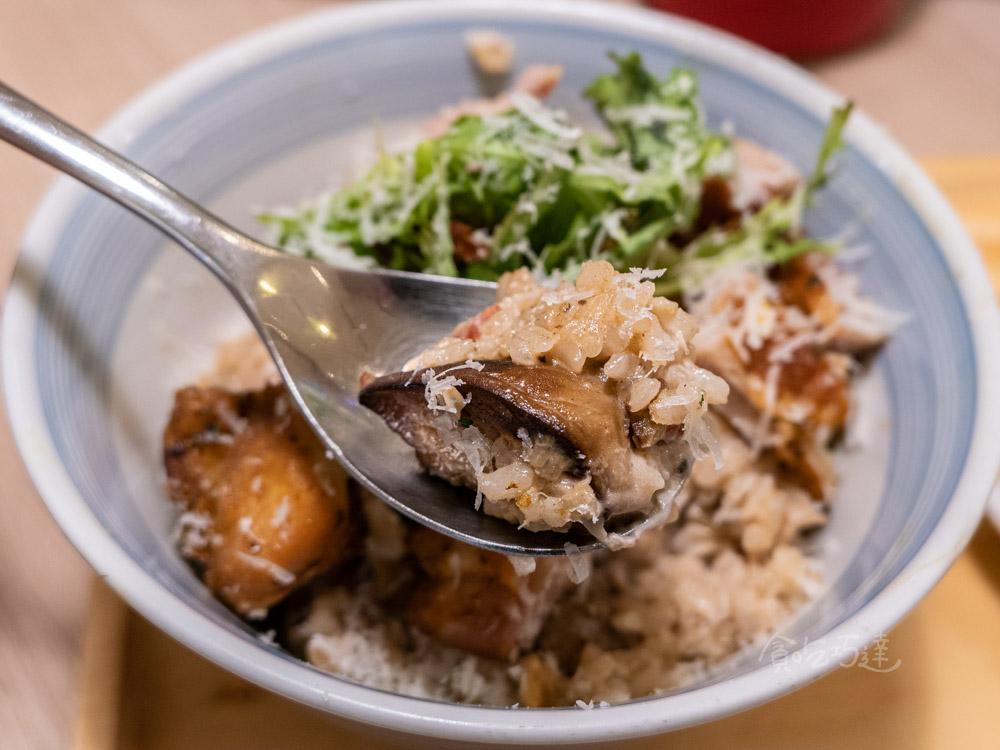 woosa屋莎鬆餅 香煎嫩雞栗子湯丼飯 大遠百美食推薦