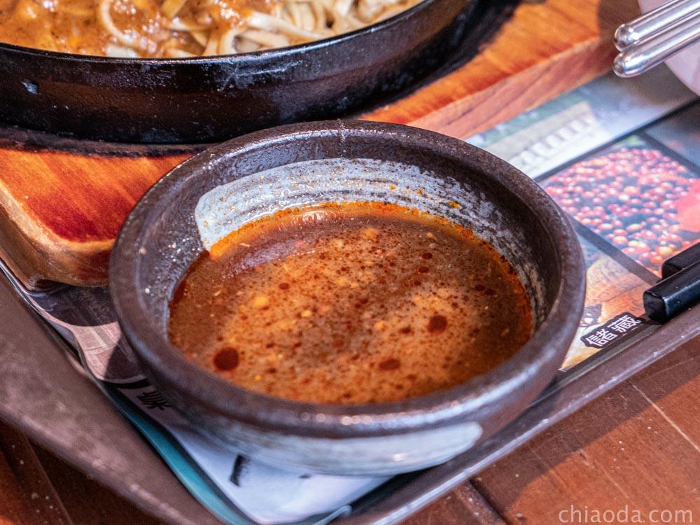 普羅咖啡館 一食一鍋 沾醬