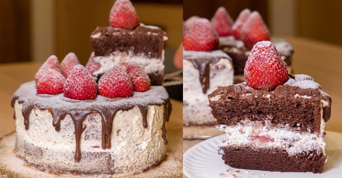 墾點心|墾丁手作甜點蛋糕推薦 可免費外送至恆春鎮 恆春墾丁慶生蛋糕就決定是它了!!
