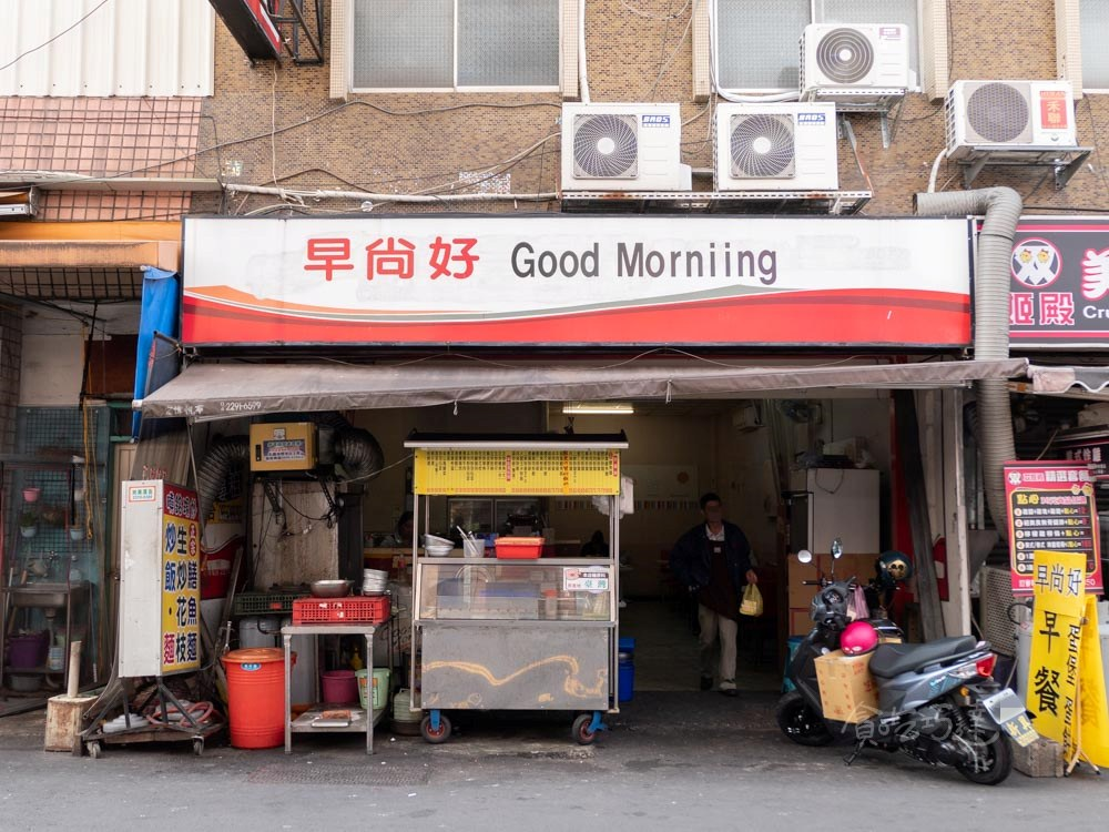 早尚好 中國醫藥大學周邊早餐 台中北區平價早餐