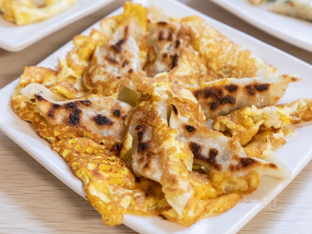 早尚好 煎餃加蛋 台中北區平價早餐