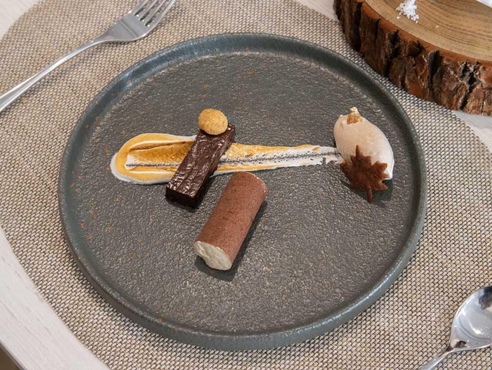 品法 Restaurant revivre 巧克力甘納許