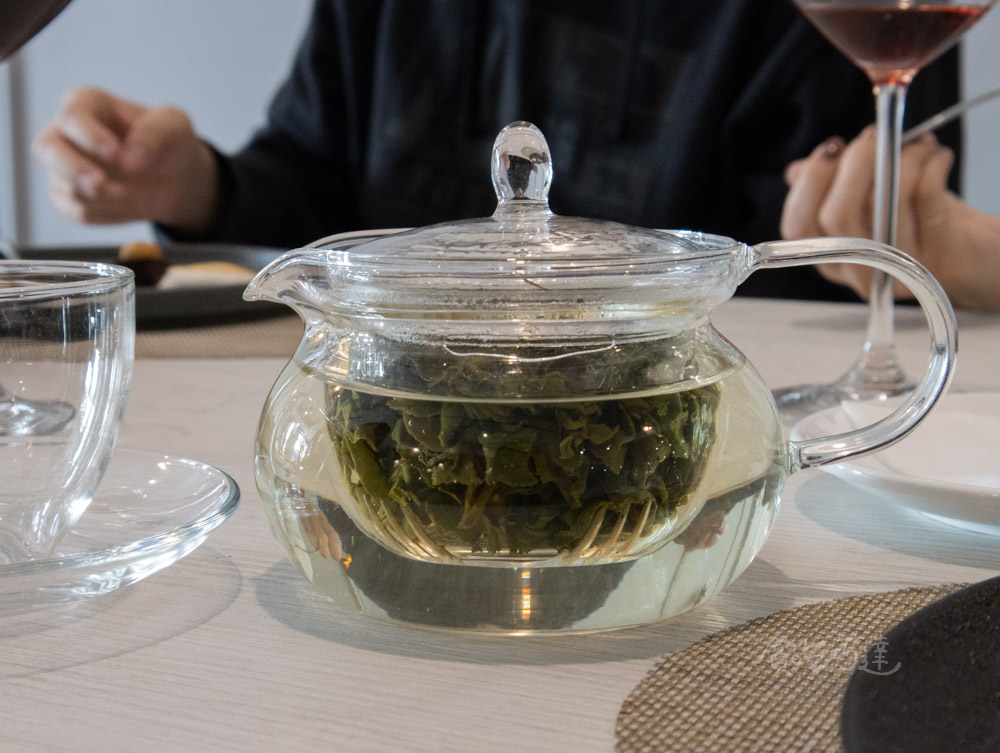 品法 Restaurant revivre 阿里山高山烏龍