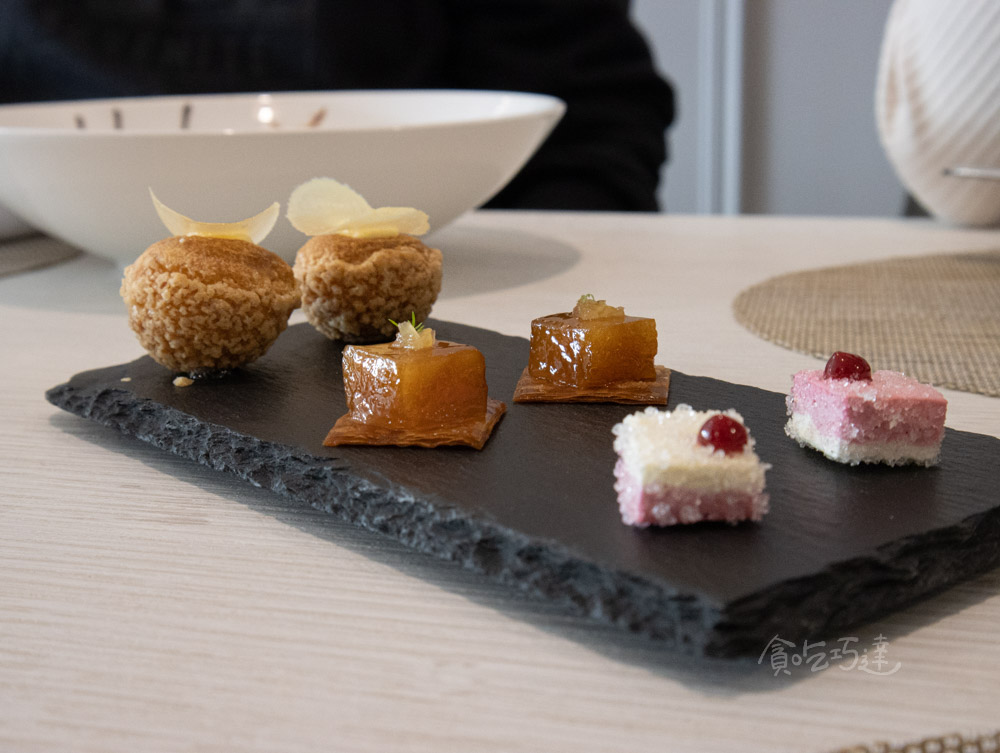 品法 Restaurant revivre 甜點