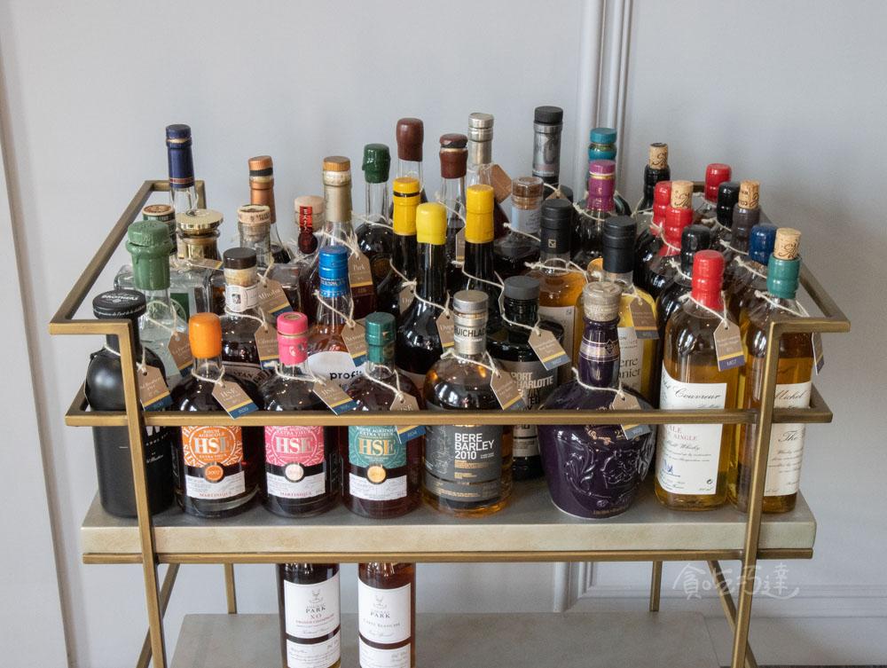 品法 Restaurant revivre 多款酒品