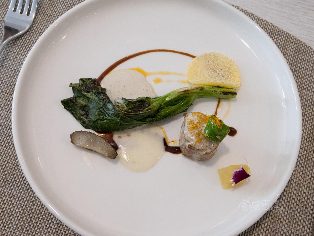 品法 Restaurant revivre 彰化黑豚小里肌
