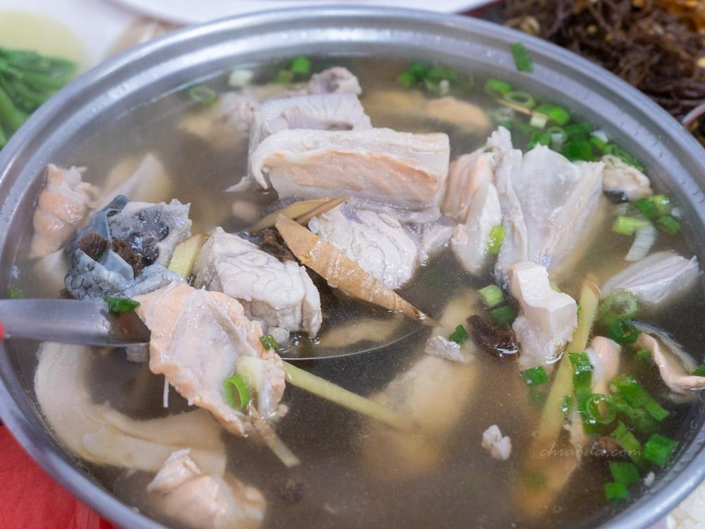 阿興生魚片 鮮魚湯 後壁湖美食 墾丁美食