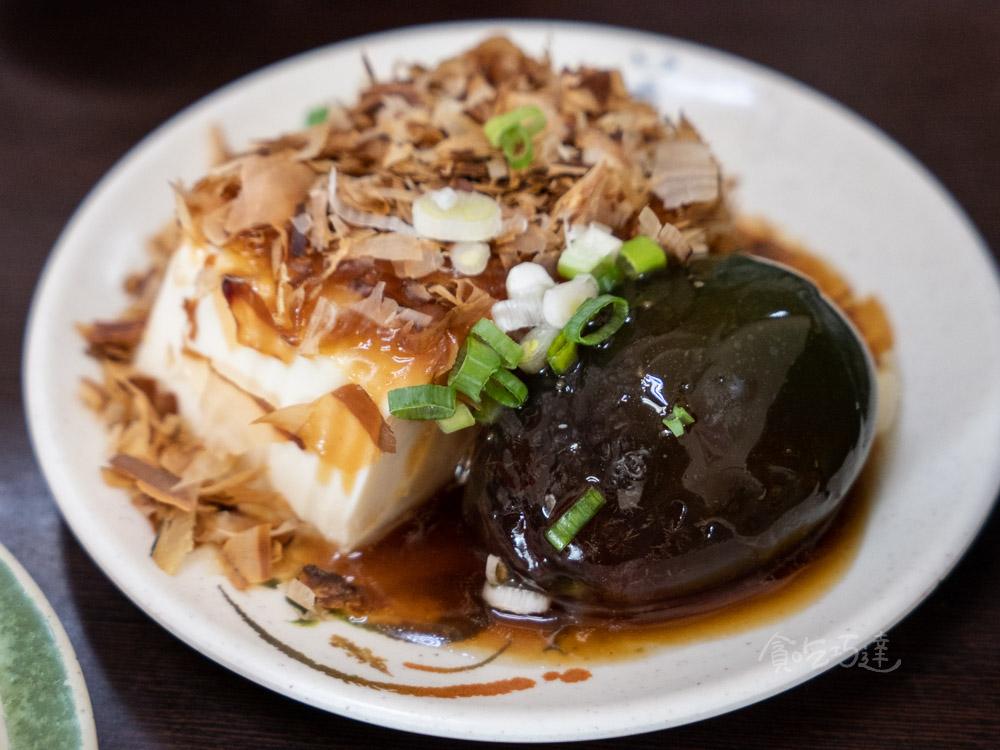 頂吉火雞肉飯 皮蛋豆腐