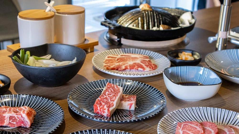 寬燒肉 彰化市單點燒肉