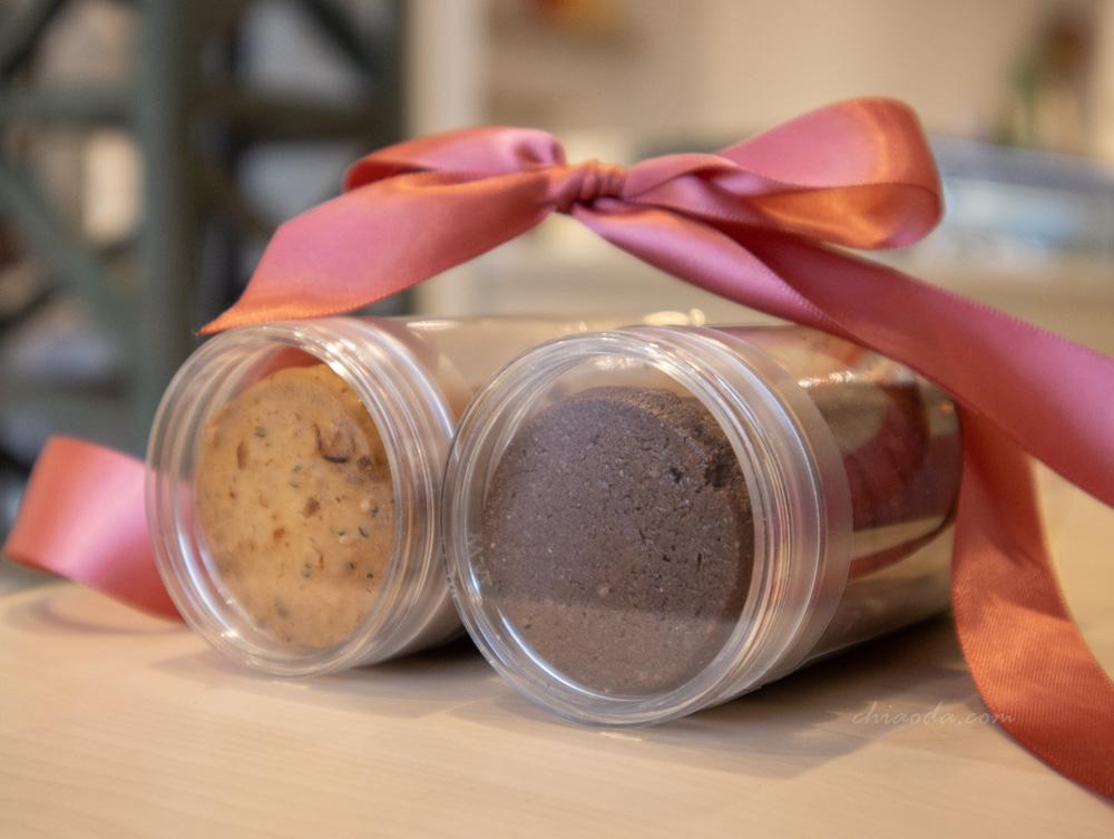 二月森 岩鹽巧克力餅乾 蒜辣巴餅乾