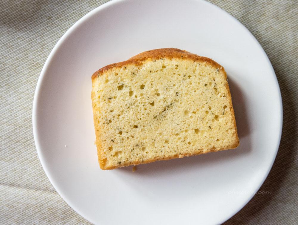二月森 柳橙假期磅蛋糕