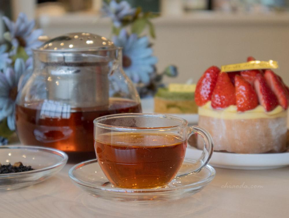二月森 皇家奶油焦糖紅茶