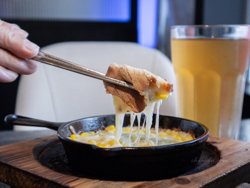 拉拉廚房 起司鐵板玉米
