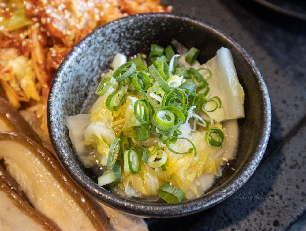 拉拉廚房 五花肉拼盤 酸白菜
