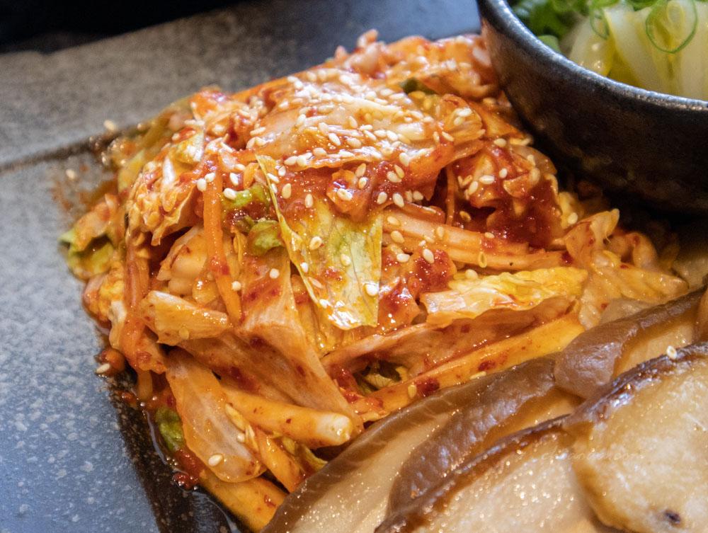 拉拉廚房 五花肉拼盤 韓式手抓沙拉