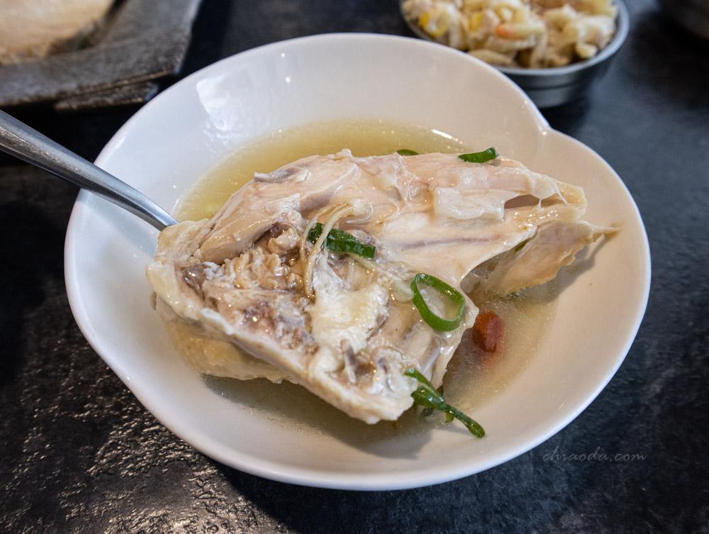 拉拉廚房 韓補人蔘雞