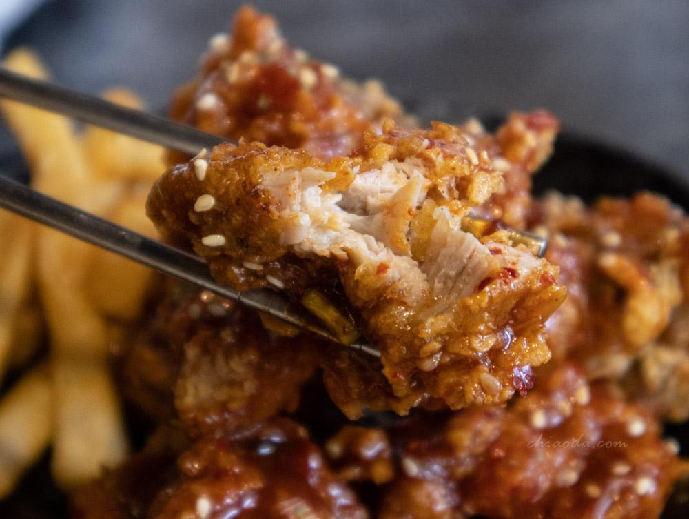 拉拉廚房 拉拉秘製甜辣炸雞