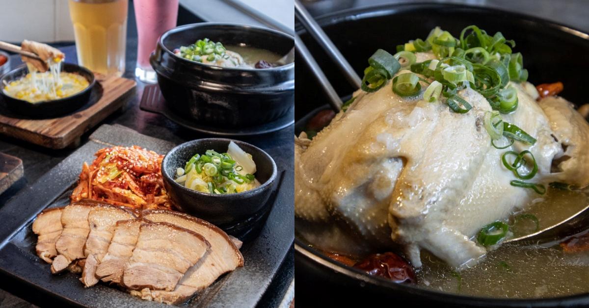 拉拉廚房|台中中科商圈米平方廣場餐廳推薦 多款韓式料理和韓式燒肉都吃的到!東海美食推薦
