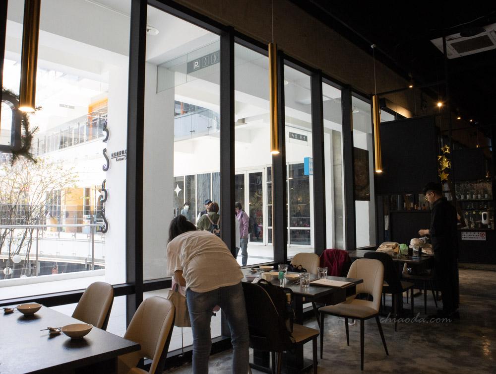 拉拉廚房 內用環境 台中聚餐推薦 東海聚餐餐廳