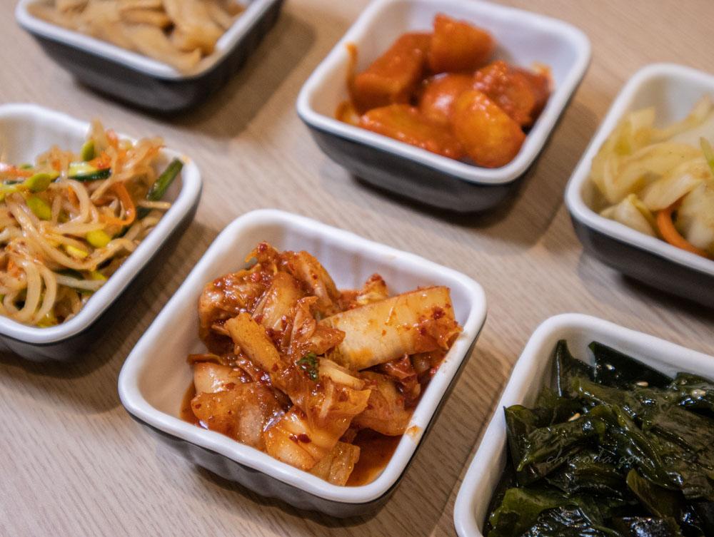 kim daddy 韓式小菜 台中韓式料理