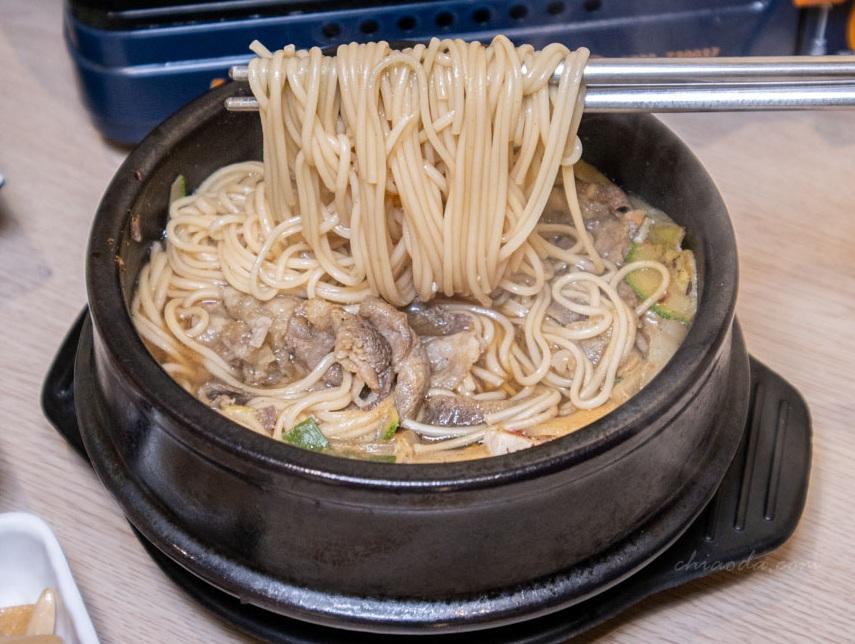 kim daddy 牛肉大醬湯麵 一中韓式料理