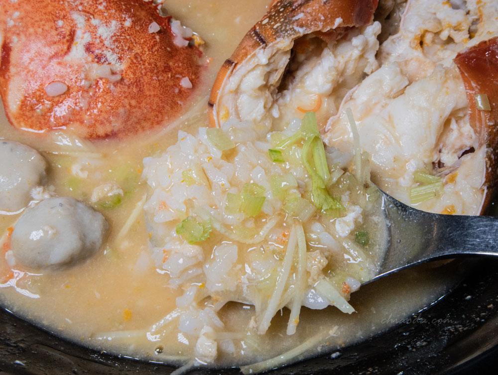 江湖客棧海鮮粥 海鮮湯飯 豐原美食
