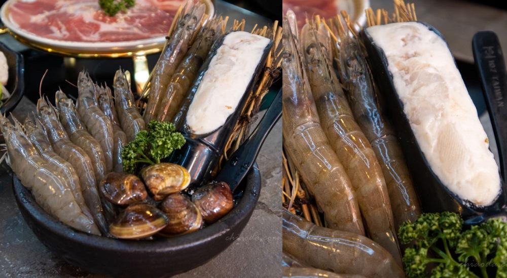 銄鍋 海三拼 台中海鮮火鍋