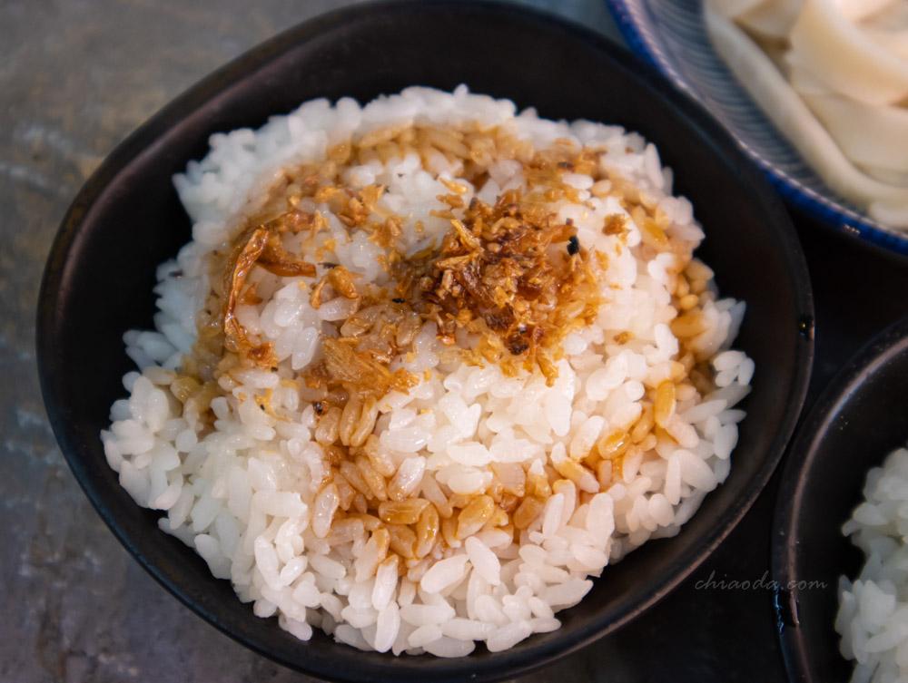 銄鍋 豬油拌飯